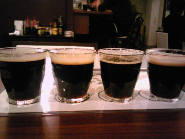 ビール4兄弟